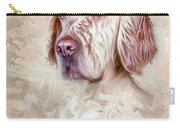 English Setter Carry-all Pouch