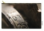 Enigma Numbers Carry-all Pouch