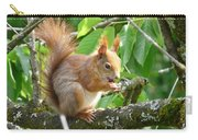 Enjoying Cherries Carry-all Pouch