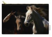 Enlightened Equestrian Carry-all Pouch