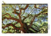 Entangled Beauty Carry-all Pouch by Karen Wiles