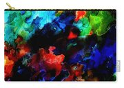 Entangled Colour Carry-all Pouch