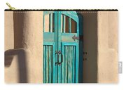 Enter Turquoise Carry-all Pouch