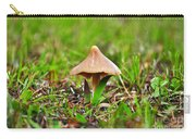 Entoloma Mushroom Carry-all Pouch