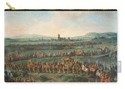 Entrance Of The Emperor Franz I Stephan And His Son Joseph II Into Frankfurt Carry-all Pouch