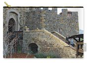 Entrance To Castello Di Amorosa In Napa Valley-ca Carry-all Pouch