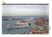 Entrance To Grand Canal Venice Carry-all Pouch