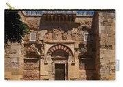 Entrance To The 10th Century Mezquita Carry-all Pouch