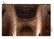 Entrance To The Ambassadors Hall In The Alhambra Carry-all Pouch