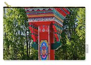Entry Gate By Potala Palace In Lhasa-tibet Carry-all Pouch
