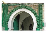 Entry To A Mosque For Men Only In Tangiers-morocco Carry-all Pouch