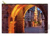 Entry To Riquewihr Carry-all Pouch