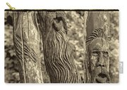 Ents Sepia Carry-all Pouch
