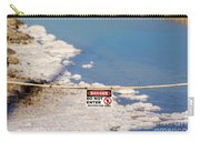 Environmental Disaster By Diana Sainz Carry-all Pouch