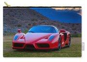 Enzo Ferrari Bold Carry-all Pouch