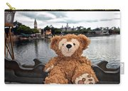 Epcot Bear Carry-all Pouch