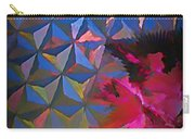 Epcot Centre Abstract Carry-all Pouch