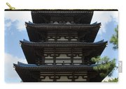 Epcot Pagoda Carry-all Pouch