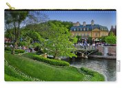 Epcot Summer Day Walt Disney World Carry-all Pouch