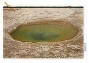 Ephedra Spring In West Thumb Geyser Basin Carry-all Pouch
