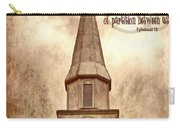 Ephesians 2 14 Carry-all Pouch