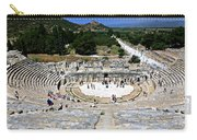 Theater Of Ephesus Carry-all Pouch