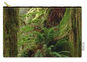 Epiphytic Sword Fern Carry-all Pouch