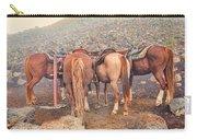 Equine Gossip - Haleakala Carry-all Pouch