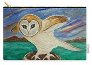 Equinox Owl Carry-all Pouch