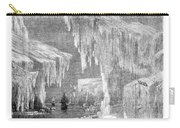 Erebus And Terror In The Ice 1866 Carry-all Pouch