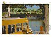 Erie Canal At Pittsford Ny Carry-all Pouch