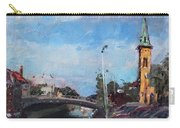 Erie Canal In Lockport Carry-all Pouch