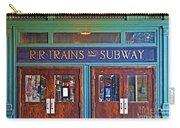 Erie Lackawanna Terminal Doors Hoboken Carry-all Pouch