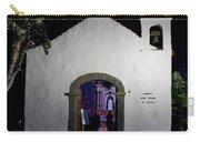 Ermita San Telmo. Puerto De La Cruz By Night Carry-all Pouch