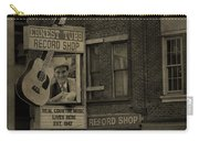 Ernest Tubb Record Shop Carry-all Pouch