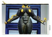 Ernst Fuchs Museum Nude Statue Carry-all Pouch