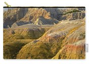 Eroded Buttes Badlands National Park Carry-all Pouch