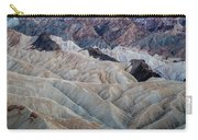 Erosional Landscape - Zabriskie Point Carry-all Pouch