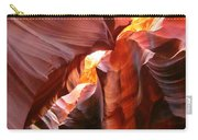 Erosions At Antelope Canyon Carry-all Pouch