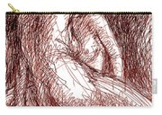 Erotic Drawings 19-2 Carry-all Pouch