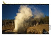 Eruption Along The Firehole Carry-all Pouch
