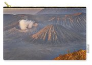 eruption at Gunung Bromo Carry-all Pouch