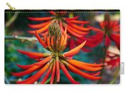 Erythrina Speciosa Carry-all Pouch