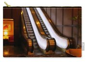 Escalator In The Brown Palace Carry-all Pouch