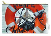 Escape To The Sea Carry-all Pouch