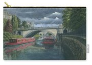 Escaping The Storm North Parade Bridge Bath Carry-all Pouch