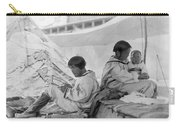 Eskimo Family, C1901 Carry-all Pouch