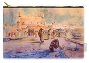 Essaouira Harbour 01 Carry-all Pouch