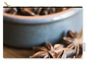 Essence Of Aniseed Carry-all Pouch by Anne Gilbert