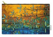 Essence Of Life By Madart Carry-all Pouch
